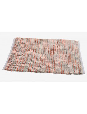 Chenille Bubble Polyester Hanloom Bath Mat