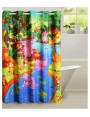 Animal Kingdom Eyelet Shower Curtain