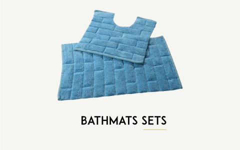 Bath Mat Sets